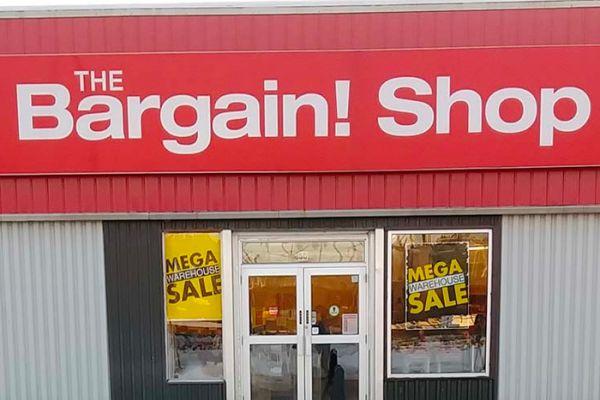 The Bargain! Shop